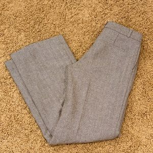 NWOT Banana Republic Herringbone Pant